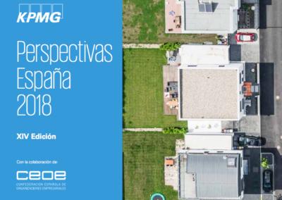 Informe KPMG-CEOE Perspectivas España 2018 XIV Ed.