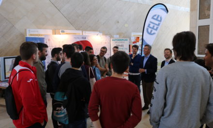 FELE y AJE LEÓN asesoran a los jóvenes universitarios en materia de búsqueda de empleo y emprendimiento en la Semana Internacional de la ULE