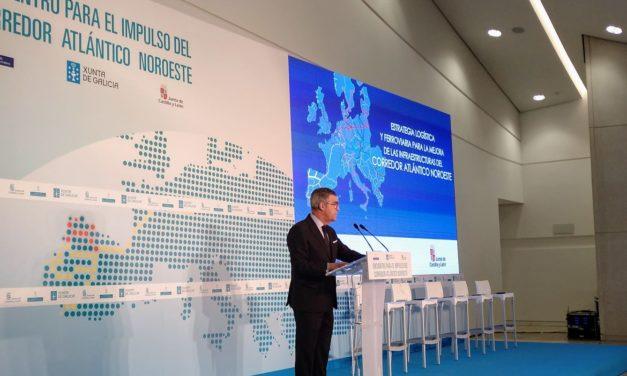 """La Plataforma Atlántico Noroeste reclama a las administraciones un """"compromiso real"""" con el noroeste y por el desarrollo del Corredor Atlántico"""
