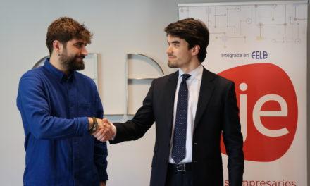 AJE León y Bufete Casa de Ley estrechan lazos para mejorar el acceso de los jóvenes emprendedores a servicios jurídicos