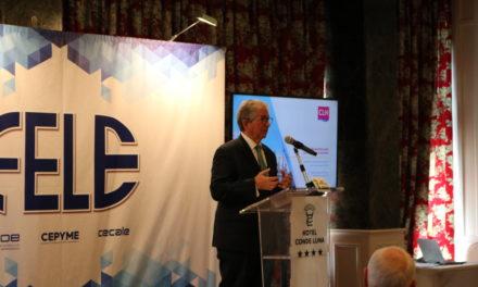 López de Silanes defiende el compromiso del sector del petróleo con la lucha contra el cambio climático y su peso en la economía mundial