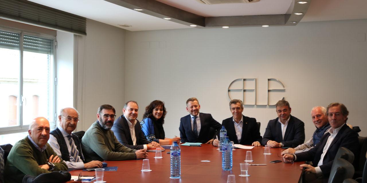 FELE se reúne con Ciudadanos para presentar las demandas de los empresarios leoneses