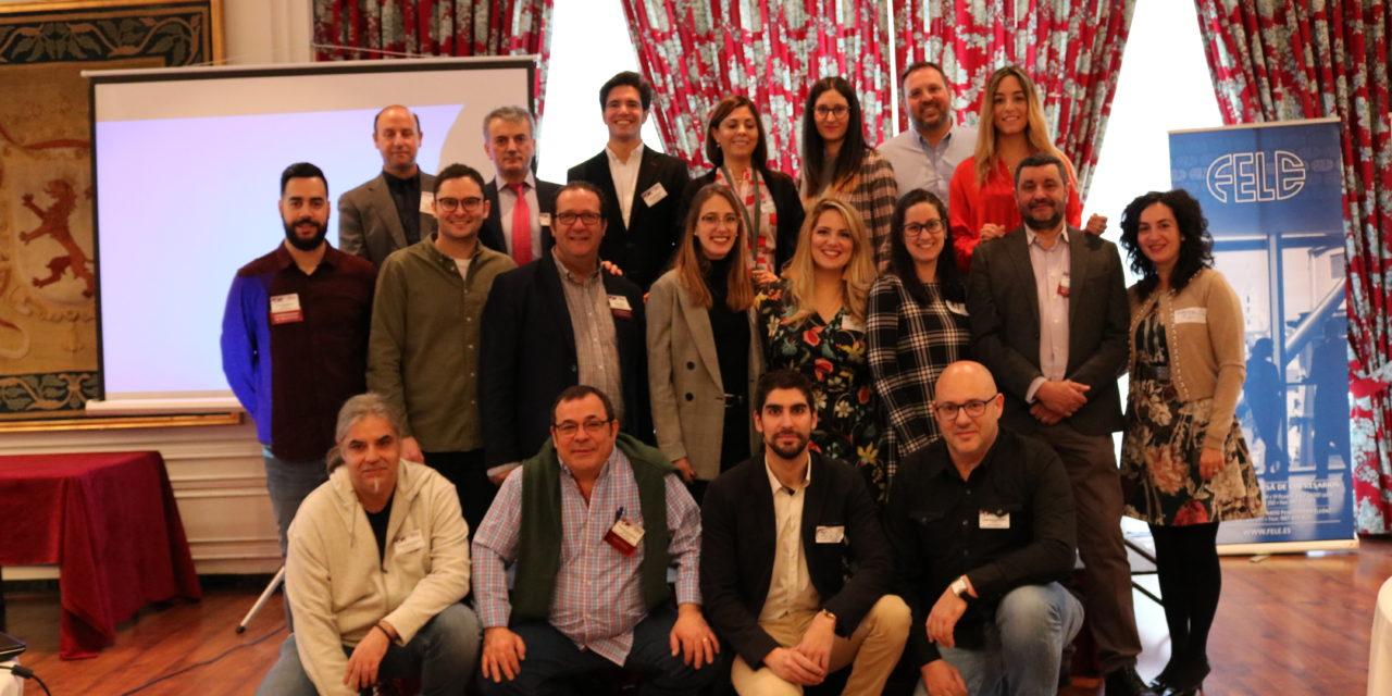 Más de 100 empresarios participan en el lanzamiento del grupo BNI Negocios Fele