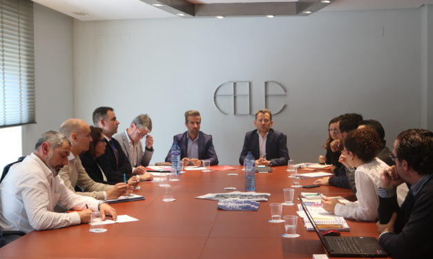 Fele acercará la Formación Profesional a los empresarios leoneses y colaborará  con los centros educativos para mejorar la oferta formativa