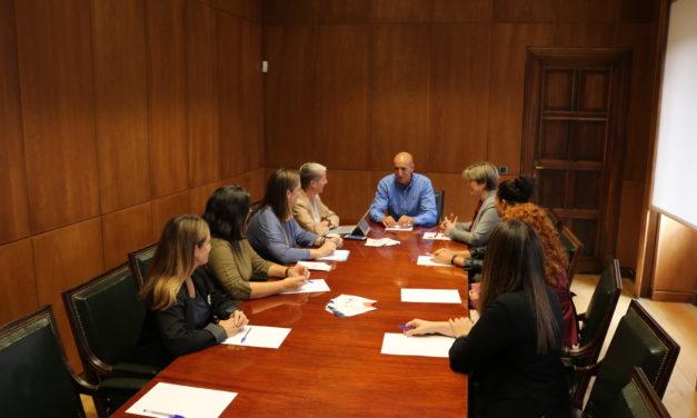 Asele y Ayuntamiento de León estrechan lazos para desarrollar proyectos en favor de la igualdad