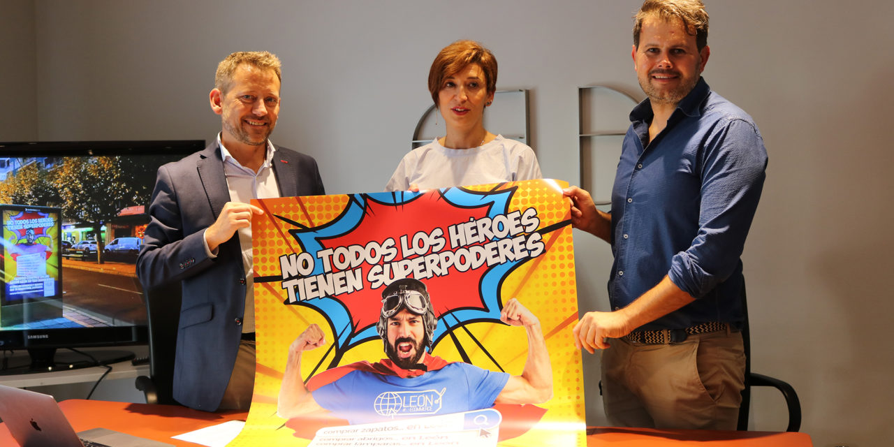 'León #EsEcommerce', la nueva campaña de promoción del comercio leonés