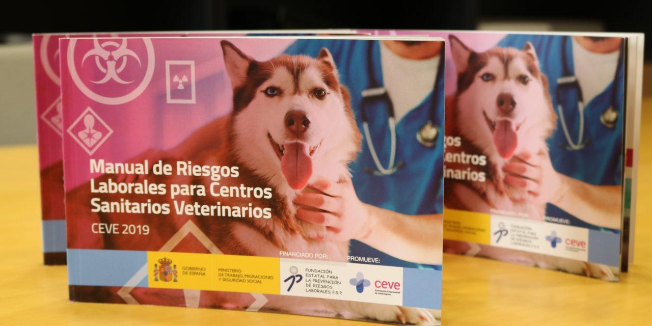 ALEMVET difunde el primer manual de prevención de riesgos laborales para centros veterinarios