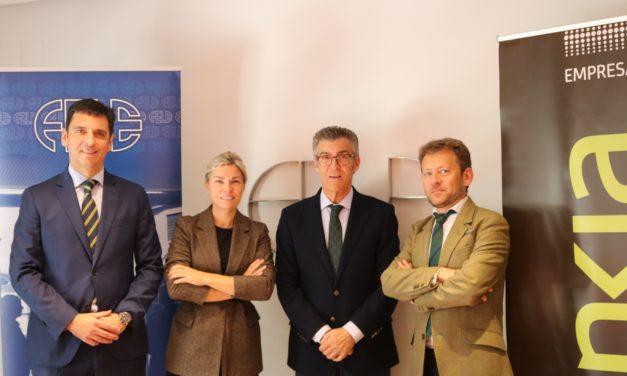 Fele y Bankia renuevan su alianza para impulsar la competitividad de las empresas de la provincia