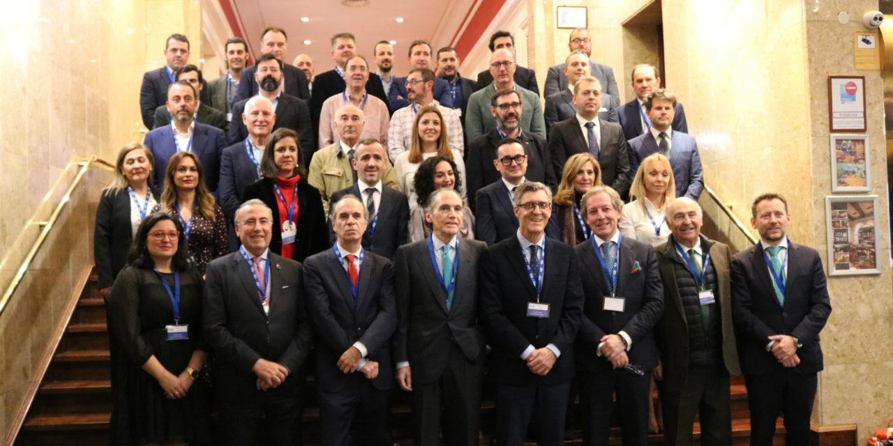 Javier Cepedano, reelegido por unanimidad presidente de la Federación Leonesa de Empresarios