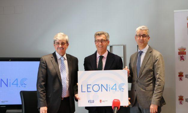 La industria 4.0 firma una alianza con la Universidad de León para impulsar el sector y retener talento