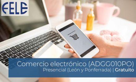 Comercio electrónico (ADGG010PO) | Inicio 21 de Mayo