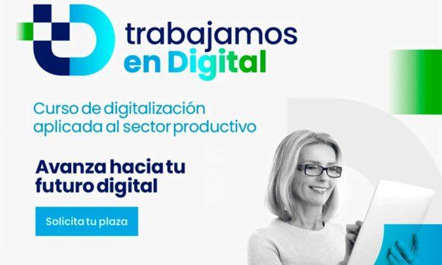 Digitalización aplicada al sector productivo | Comienzo cada miércoles hasta junio 2022